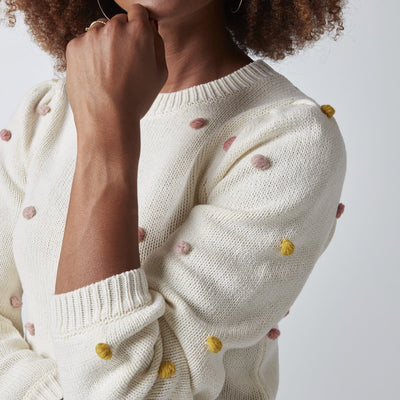 On The Dot Sweater