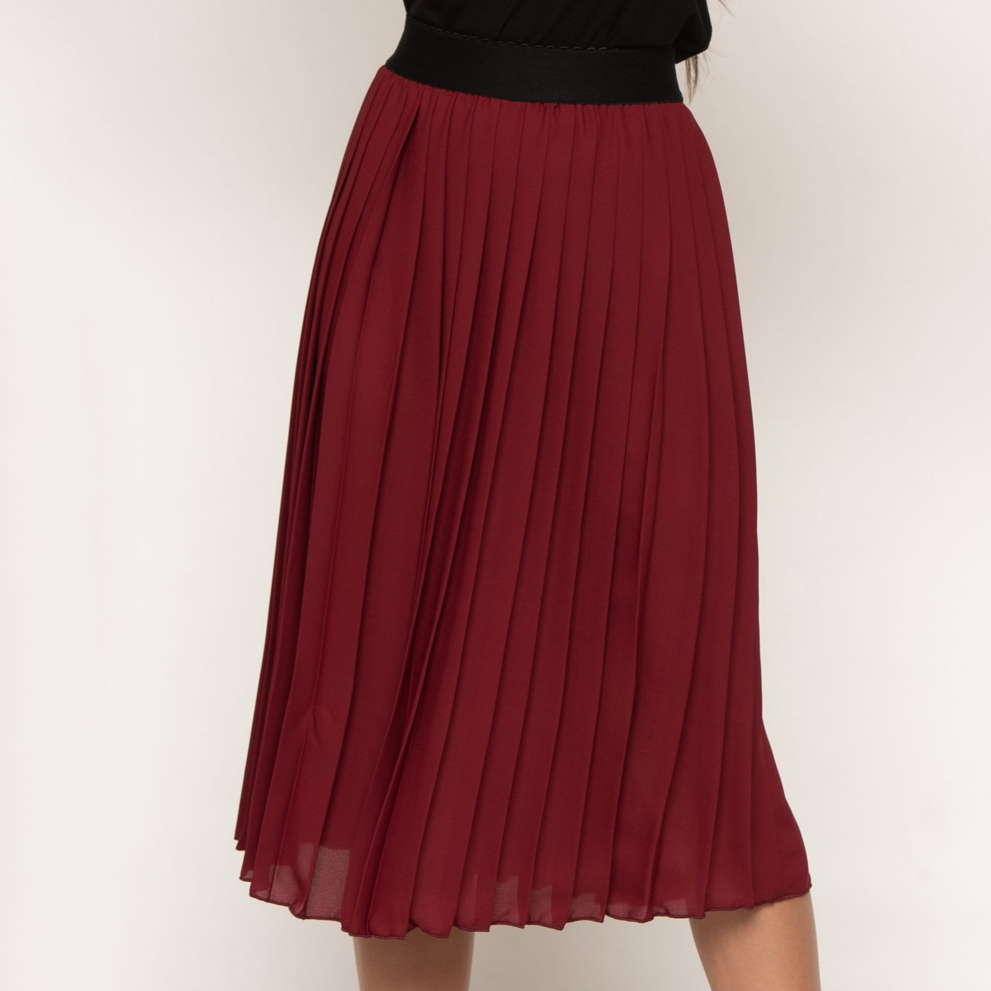 Pleats & Thank You Skirt