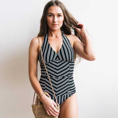 Seaside Stripe Tankini
