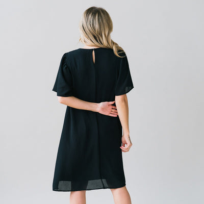 Nora Dress in Black
