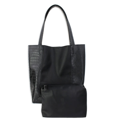 Vegan Croc Tote by Street Level