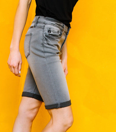 Essential Denim Short