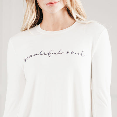 """Beautiful Soul"" Graphic Tee"