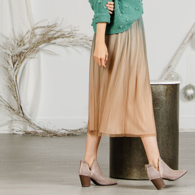 Ombre Tulle Skirt