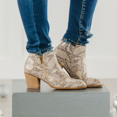 Ivanna Ankle Boot