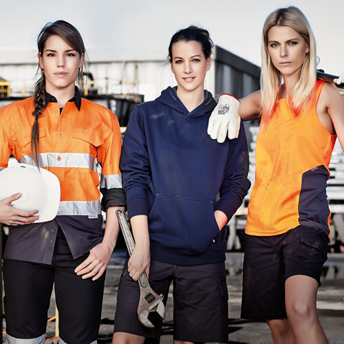 Womens Workwear & HI Vis Clothing