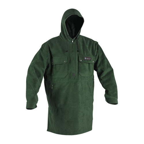 Betacraft | Fleece 1/2 Zip Bush Shirt