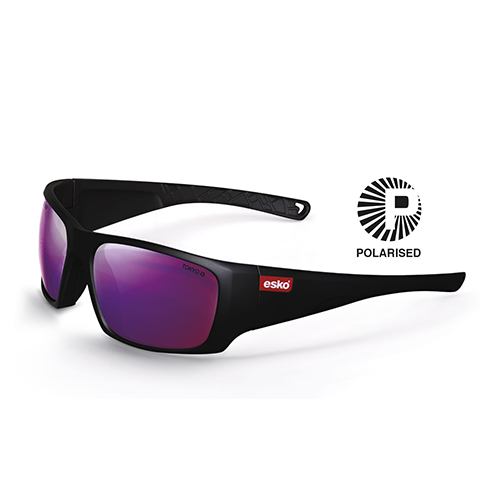 Esko | Polarised Destination Spec | Lilac or Blue Mirror | Each