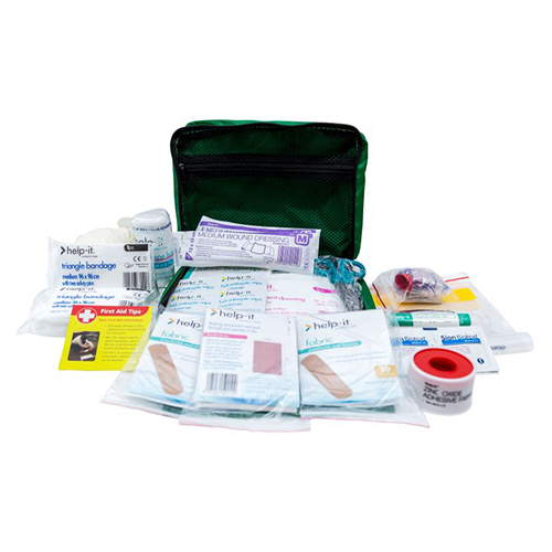 First Aid Kit | Office 1-12 People | Plastic Cabinet