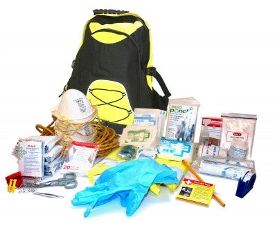 One Person Ready To Run Survival Kit