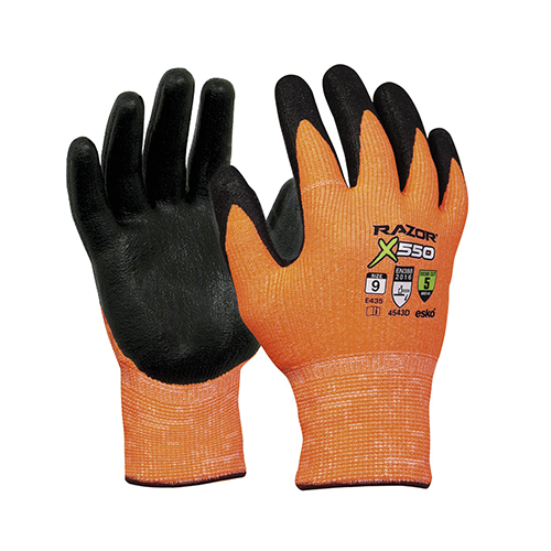 Esko | Razor X550 Cut 5 Nitrile Gloves | Carton of 120 Pairs