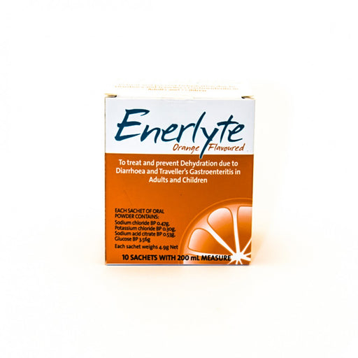 Enerlyte Rehydration Sachets | Packet of 10