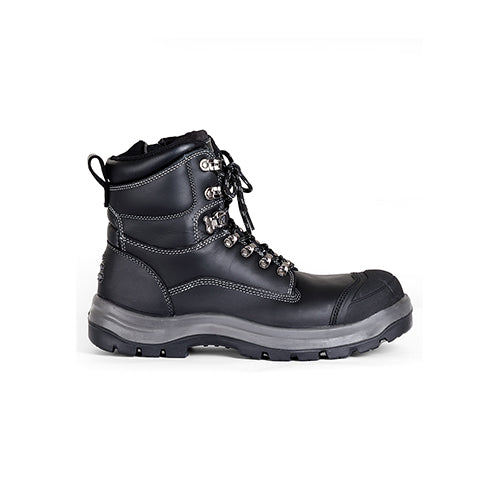 JBs Wear | Side Zip Safety Boot | 9F1