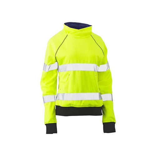 Bisley | Womens Taped Hi Vis Fleece Jumper | BKL6818T