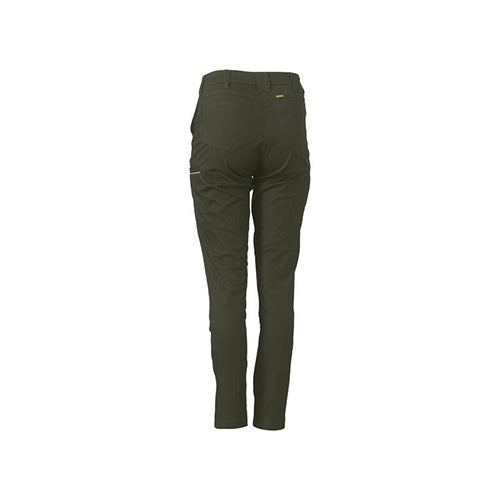 Bisley | Womens Stretch Cotton Pants | BPL6015