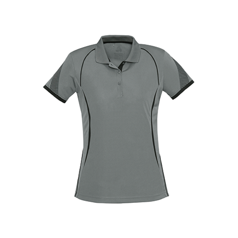 Biz Collection | Ladies Razor Polo | P405LS