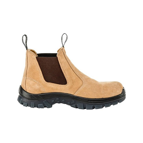 Mack Boots | Chippy Pen Slip-On Safety Boots