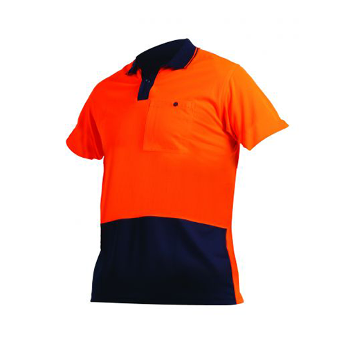 Argyle | Day Only Microfibre Short Sleeve Polo | PDBPO