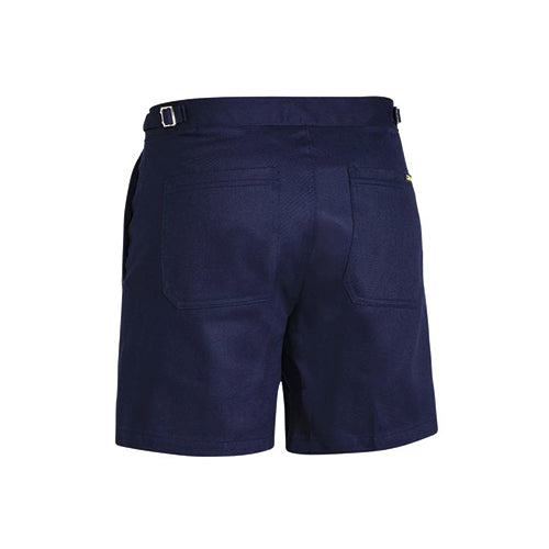 Bisley | Drill Side Tab Short | BSH1256
