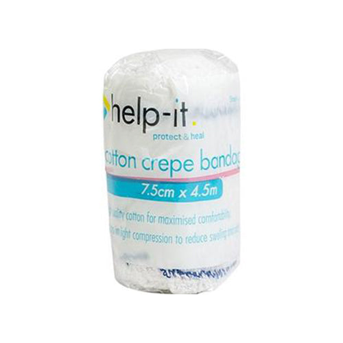 Help-It Crepe Bandage | 75mm