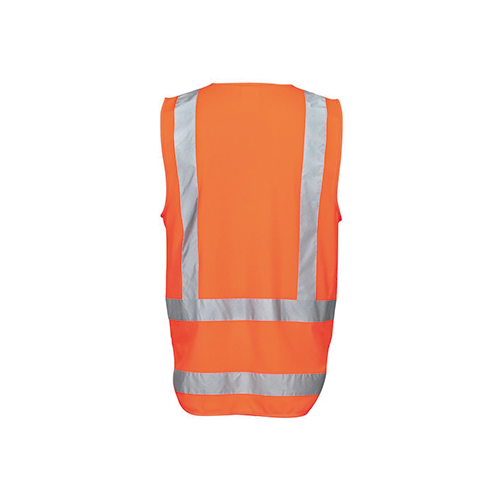 JBs Wear | Hi Vis Day & Night Zip TTMC-W17 Vest | 6DNDT