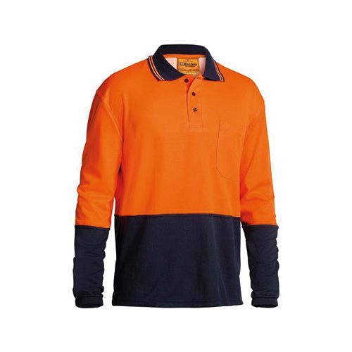 Bisley | Hi Vis Long Sleeve Polo | BK6234
