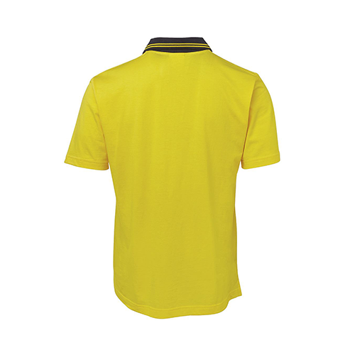 JBs Wear | Hi Vis Short Sleeve Cotton Polo