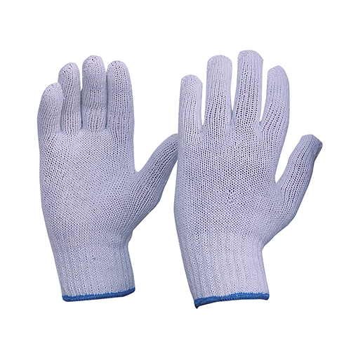 Esko | Polycotton Knitted Glove | 12 Pairs