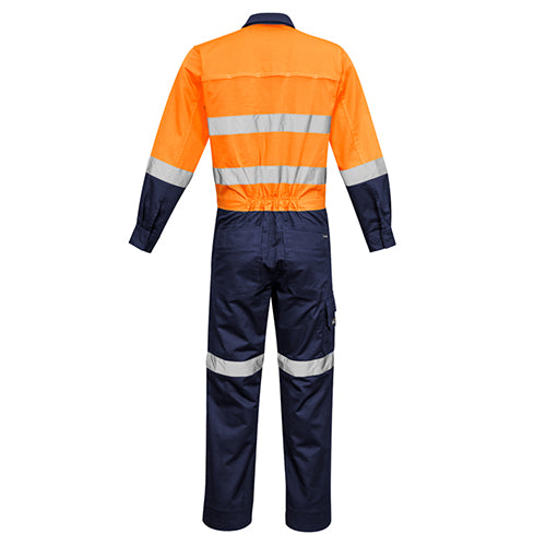 Syzmik Workwear | Men's Rugged Cooling Taped Overall | ZC804