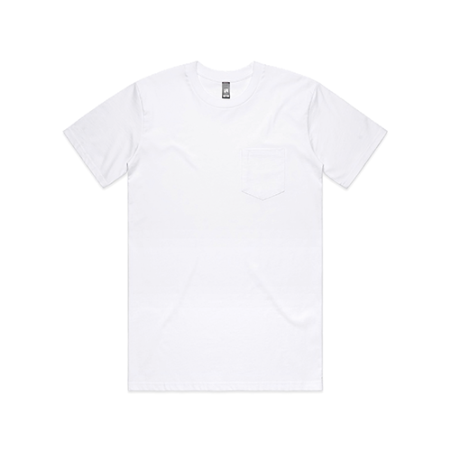 AS Colour | Mens Classic Pocket Tee | 5027