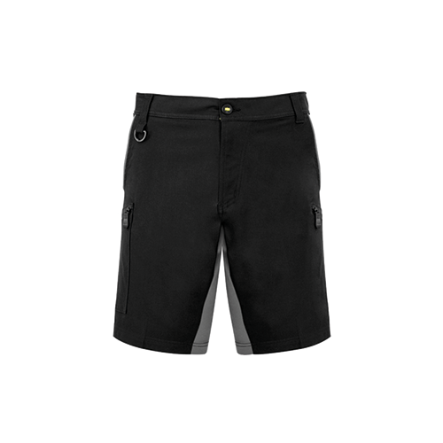 Syzmik Workwear | Mens Streetworx Stretch Short | ZS340