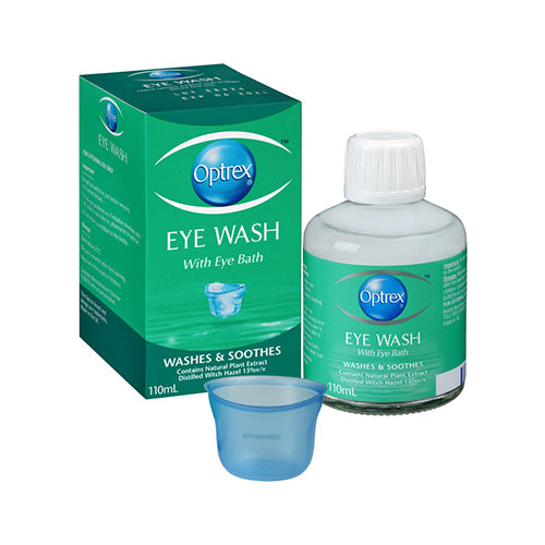 Optrex Eye Wash | 110ml