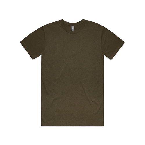 AS Colour | Mens Staple Marle Tee | 5001M