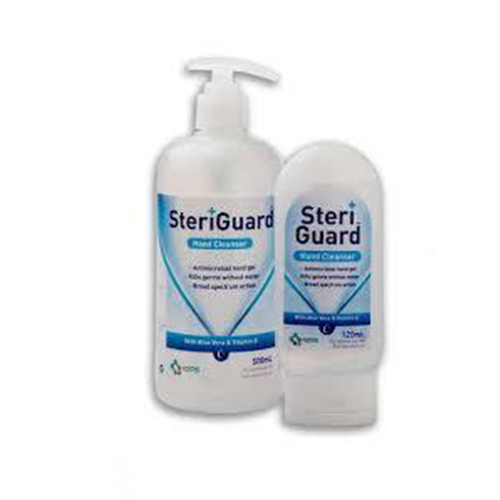 Steriguard Hand Sanitiser Gel 500ml