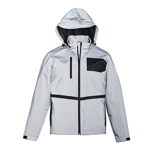 Syzmik Workwear | Streetworx Reflective Waterproof Jacket | ZJ380