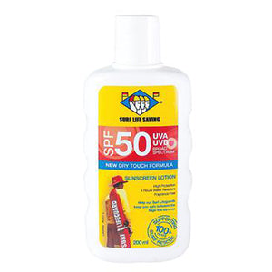 Surf Life Saving Sunscreen SPF50 | 200ml Bottle