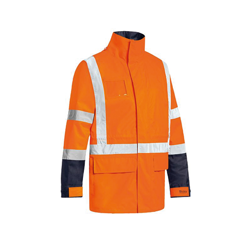 Bisley | TTMC-W 5 in 1 Rain Jacket | BJ6377HT