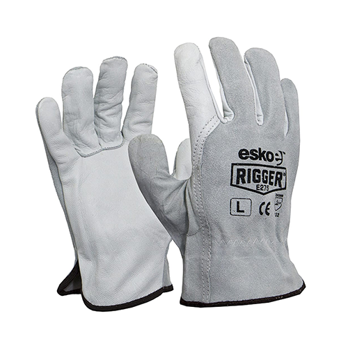 Esko | The Rigger Premium Split Gloves | 12 Pairs
