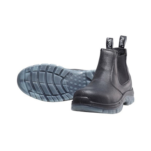 Mack Boots | Tradie Slip-On Safety Boots