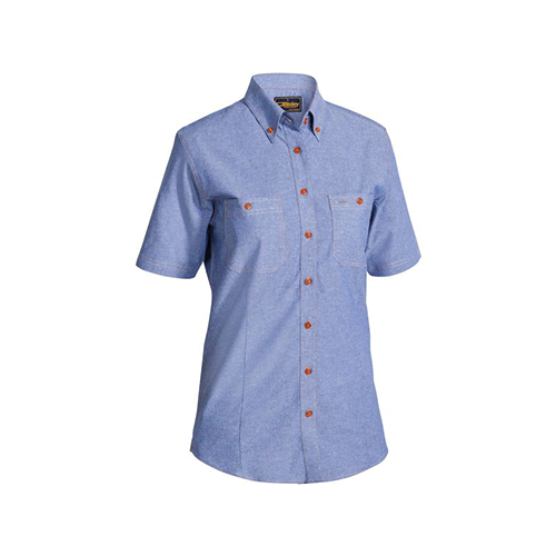 Bisley | Women's Chambray Shirt | B71407L
