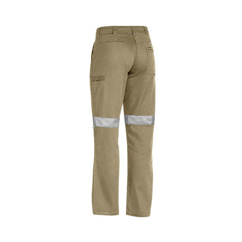 Bisley | Women's Taped Cool Vented Lightweight Pants | BPL6431T