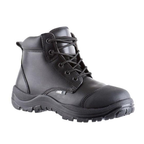 Safety Boot No. 8 Hamilton | Lace Up Safety Boot