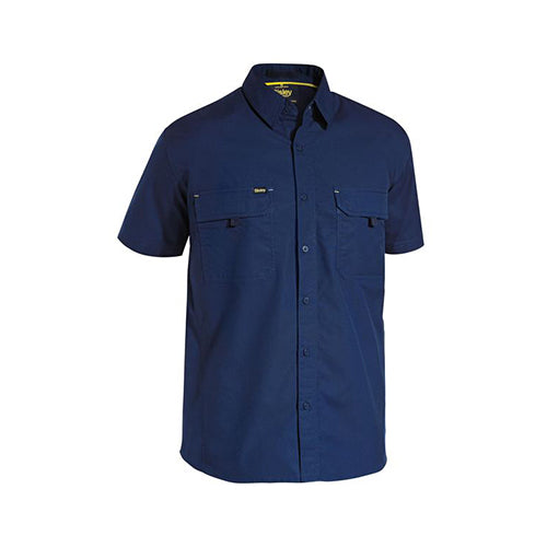Bisley | X Airflow Ripstop Short Sleeve Shirt | BS1414