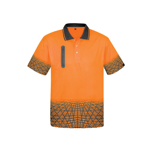 Syzmik Workwear | Mens Tracks Polo | ZH300