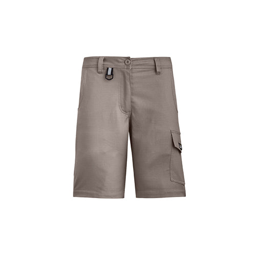 Syzmik Workwear | Womens Rugged Cooling Vented Short | ZS704