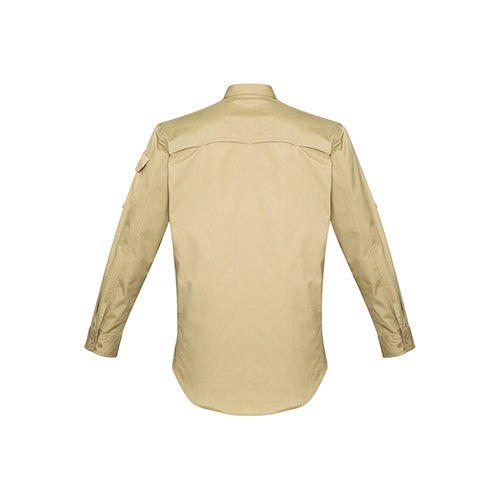 Syzmik Workwear | Mens Rugged Cooling Long Sleeve Shirt | ZW400