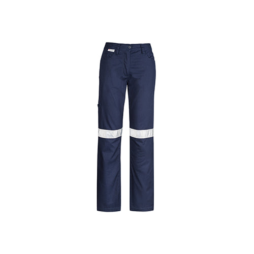 Syzmik Workwear | Womens Taped Utility Pant | ZWL004