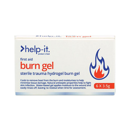 Help-It Liquid Gel Sachets | Box of 6