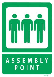 ASSEMBLY POINT Self Adhesive