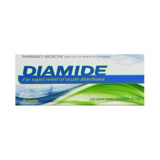 Diamide Capsules | Packet of 10